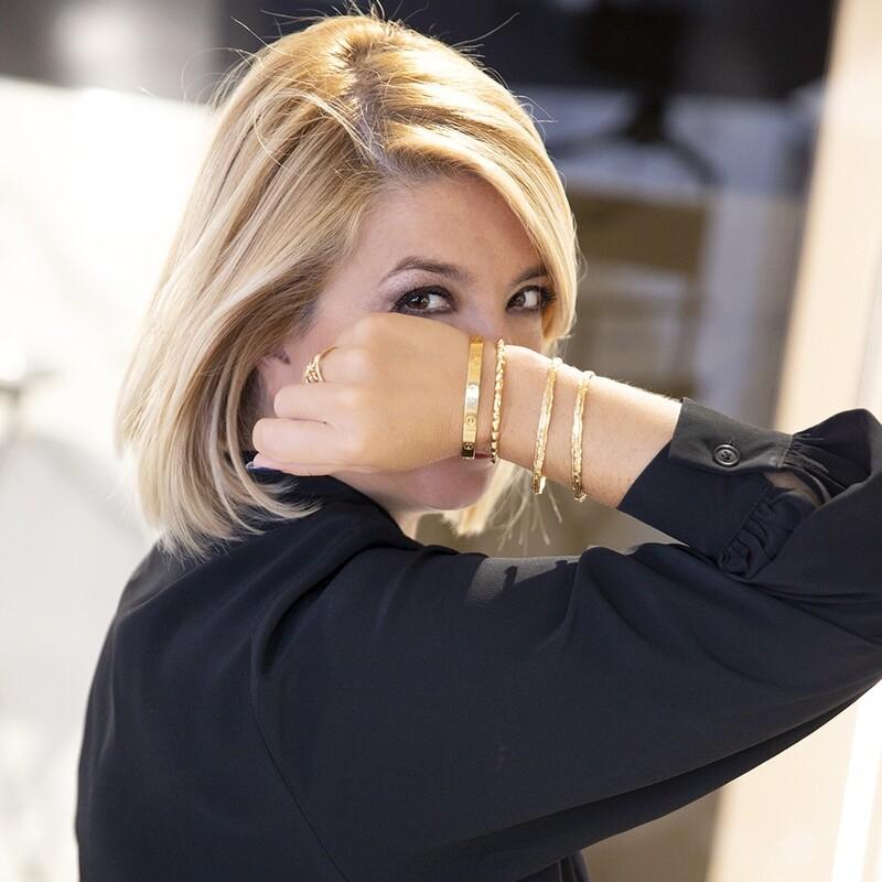 Bracciale Crestina - Giulia Barela Jewelry