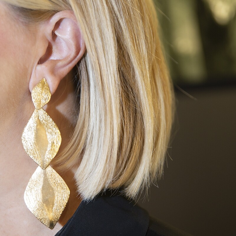 Orecchini Parenthesys - Giulia Barela Jewelry
