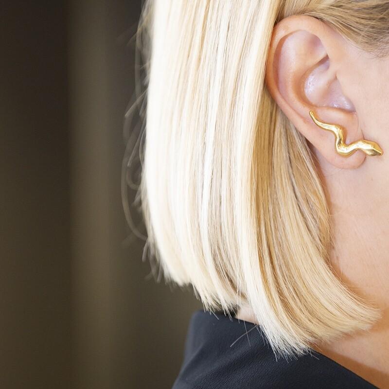 Orecchini Ribbon - Giulia Barela Jewelry