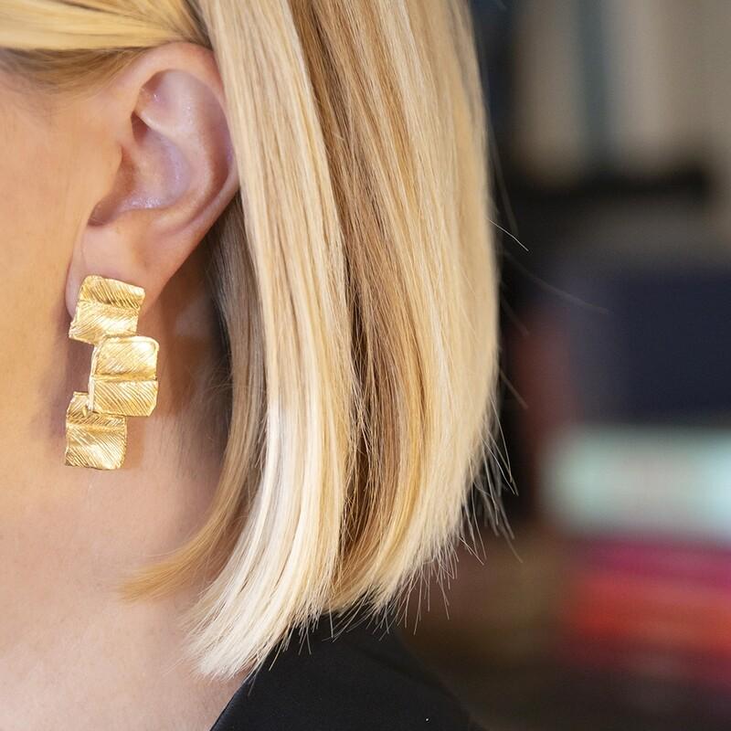 Orecchini Wind Small - Giulia Barela Jewelry