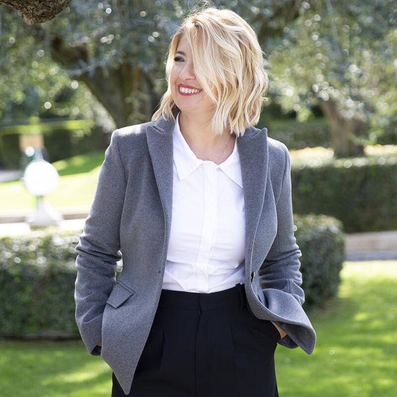 Giacca Ms. Grey - Luluredgrove