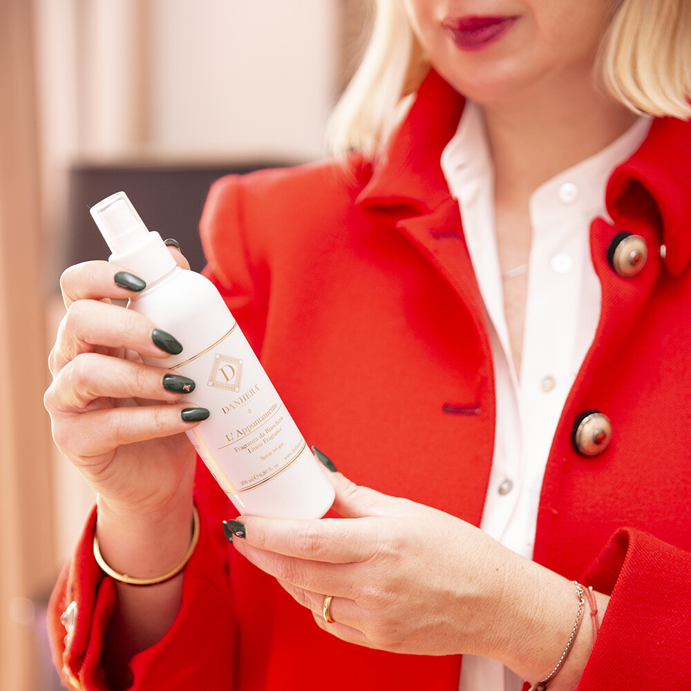 Profumo Spray per Tessuti e Abbigliamento  - Kessence Boutique