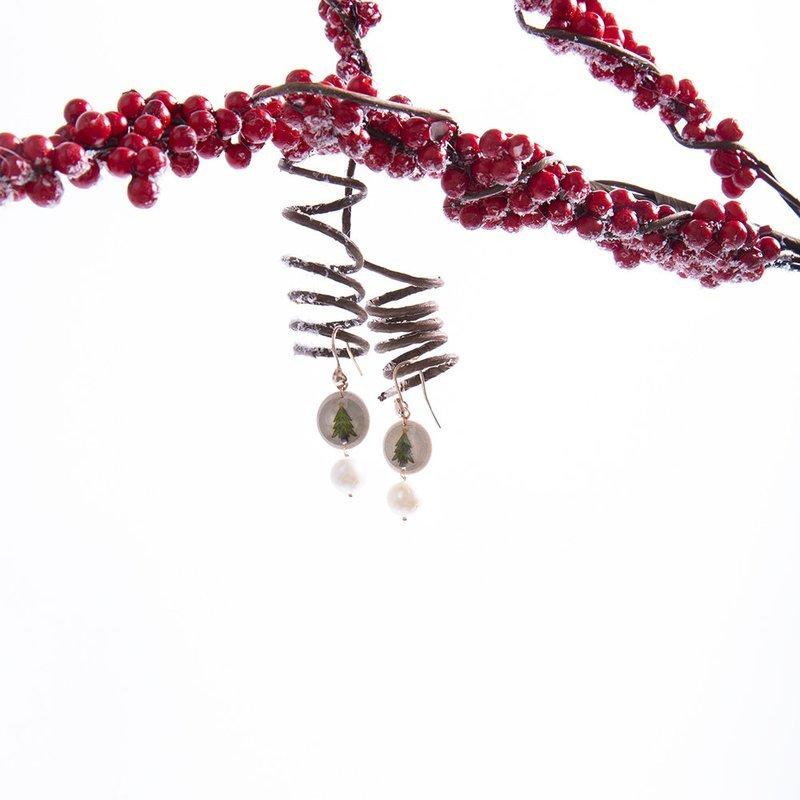 Orecchini Christmas Zaffiro di 20 Celesti Bijoux