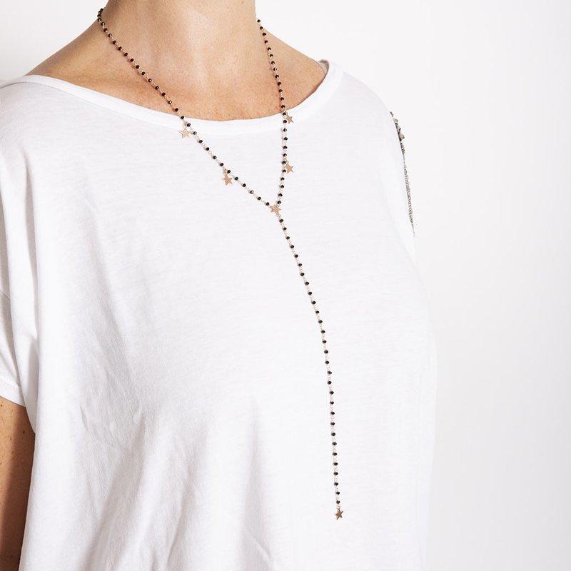 Collana Licia di 20 Celesti Bijoux