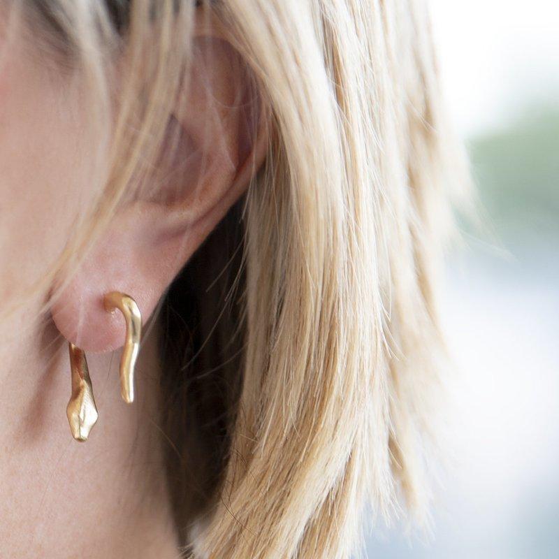 Orecchini Secret - Giulia Barela Jewelry