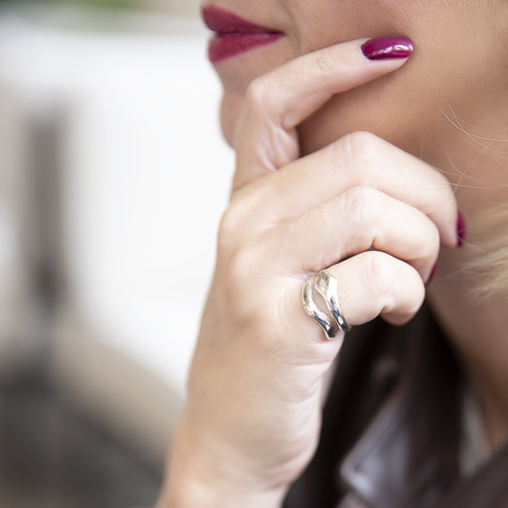 Anello Coil Small - Giulia Barela Jewelry
