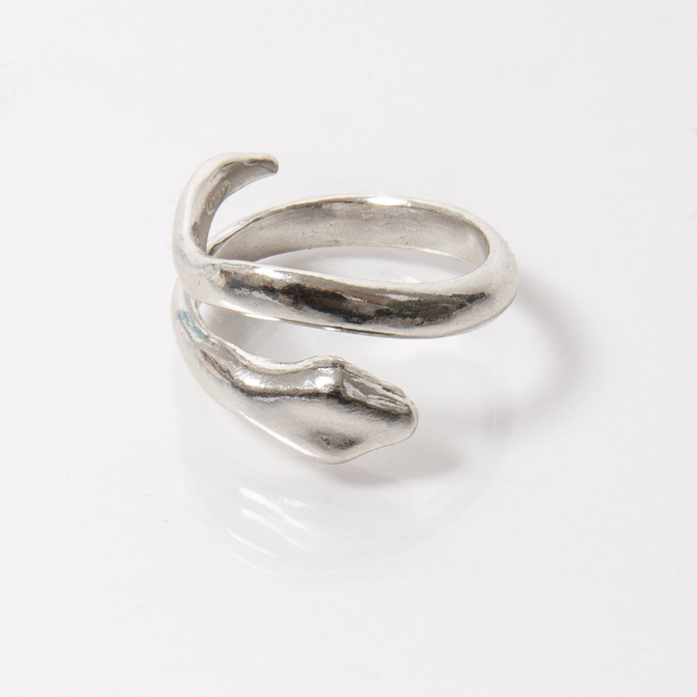 Anello Coil Small - Giulia Barela Jewelry
