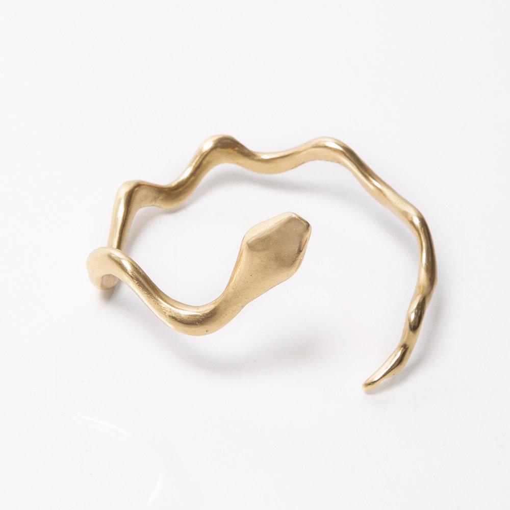 Bracciale Coil - Giulia Barela Jewelry