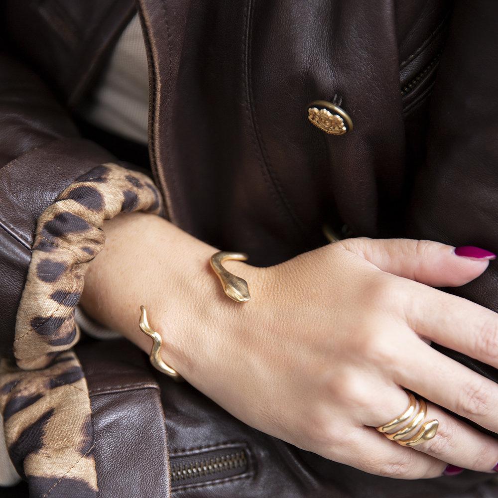 Bracciale Coil - Giulia Barela Jewelry 00046
