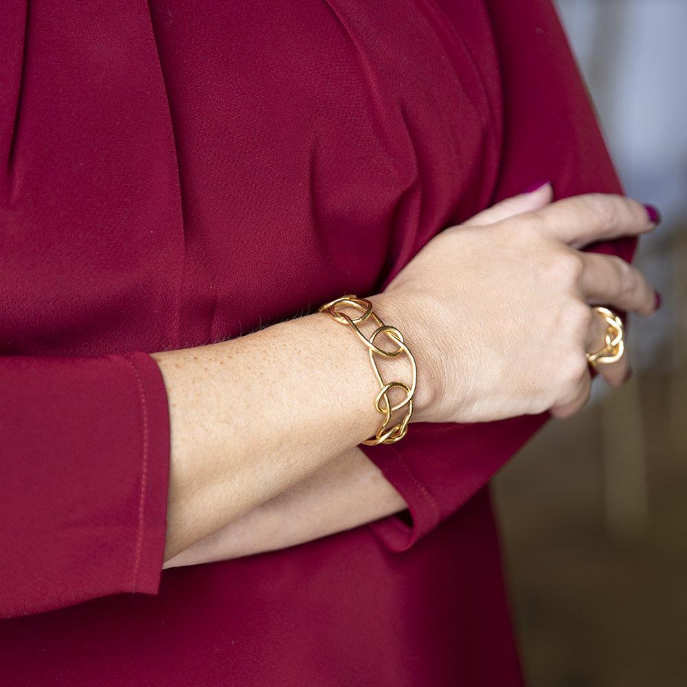Bracciale Knot Light - Giulia Barela Jewelry 00048