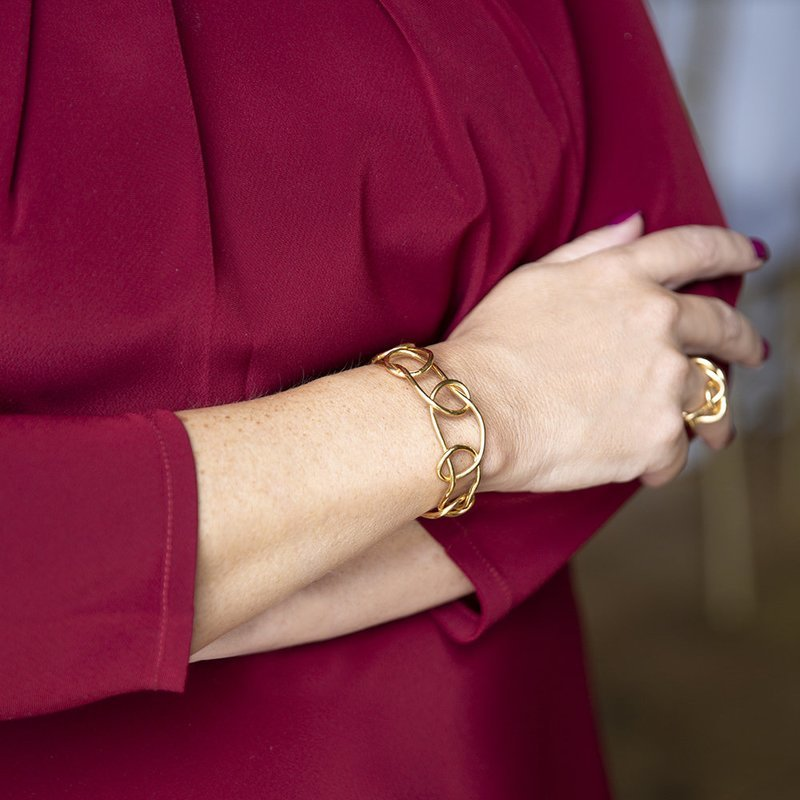 Bracciale Knot Light - Giulia Barela Jewelry