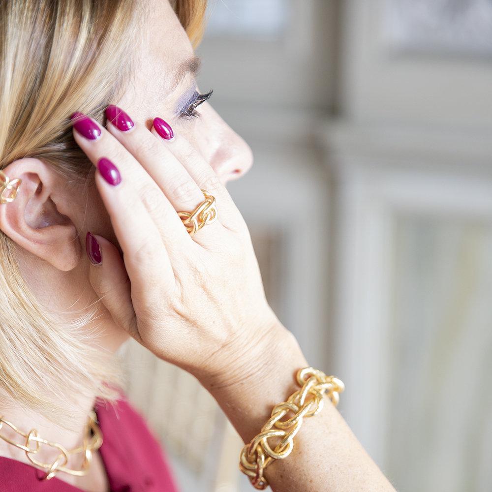Bracciale Knot - Giulia Barela Jewelry