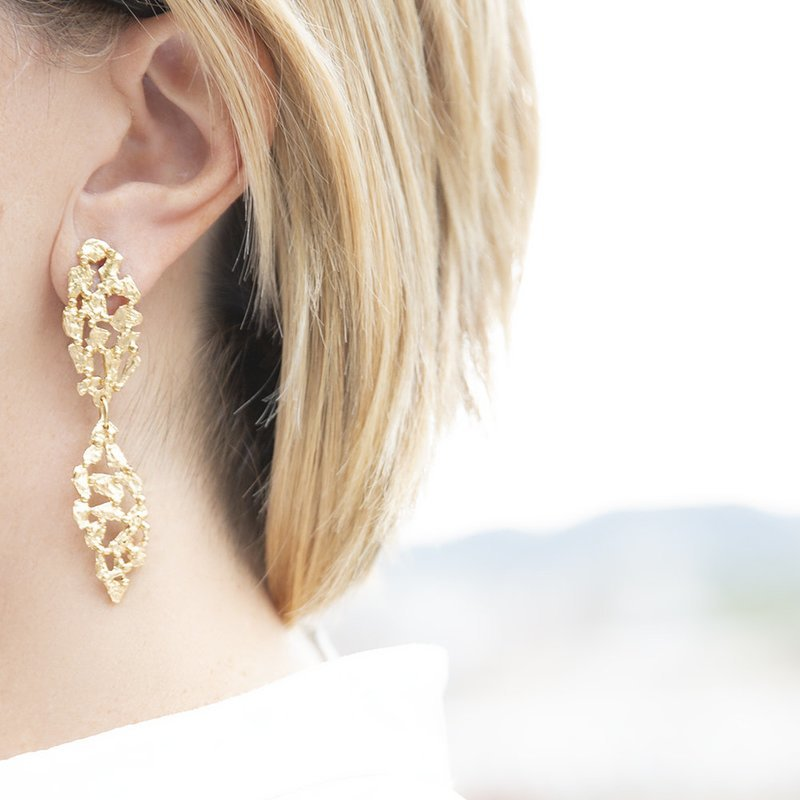 Orecchini Rocking - Giulia Barela Jewelry