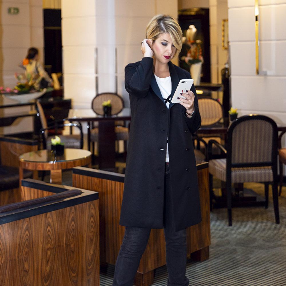 Cappotto Smoking Robe Manteau di Luluredgrove Cappotto Lourab85