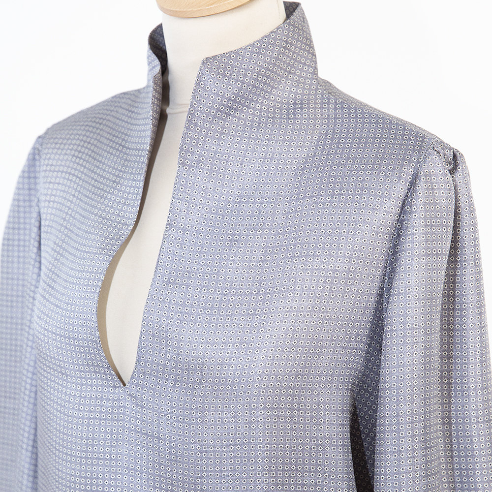 Camicia Microfiore di Luluredgrove