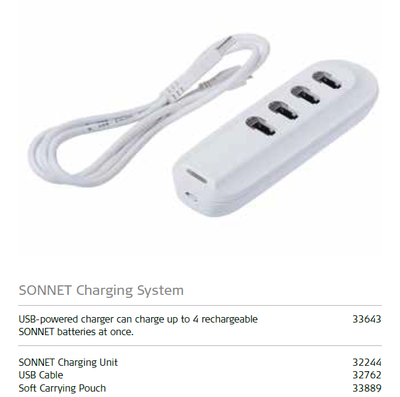 SONNET Charging System