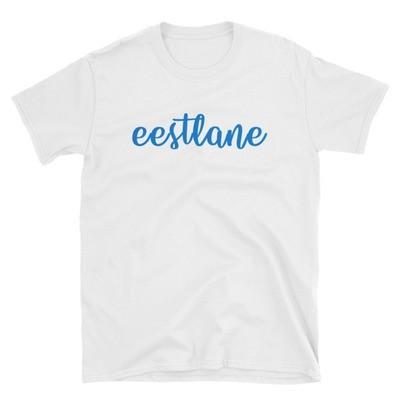 Short-Sleeve Unisex T-Shirt with Eestlane logo