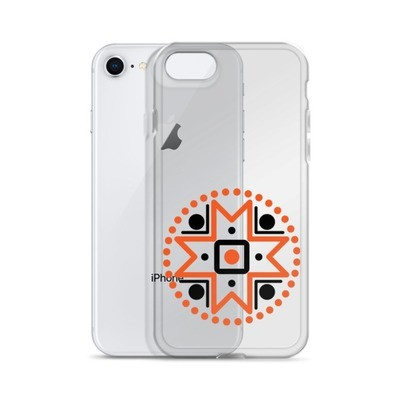 iPhone Case with a Muhu Motif