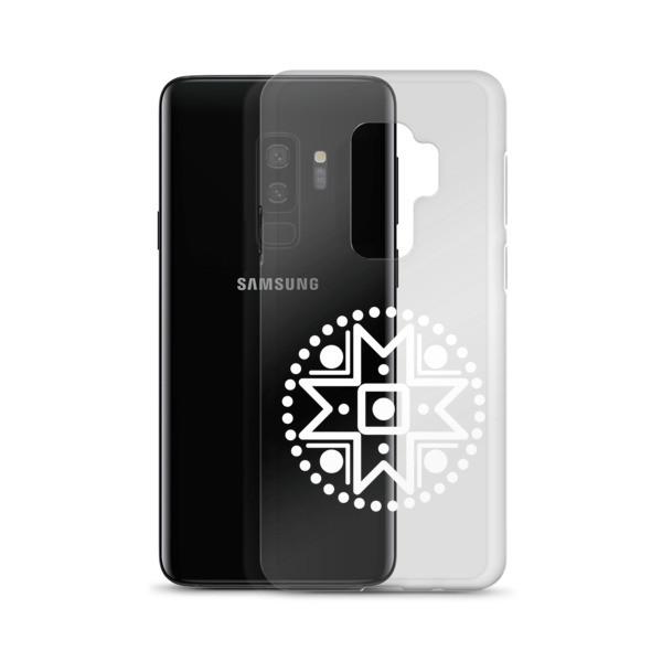 Samsung Case with a Muhu Motif