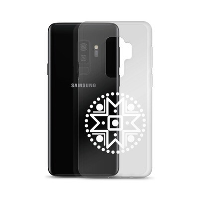 Samsung Case with a Muhu Motif