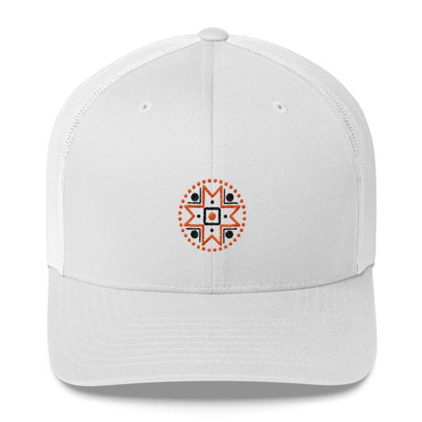 Trucker Cap with Muhu Island Logo