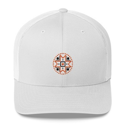 Trucker Cap with Muhu Island Logo
