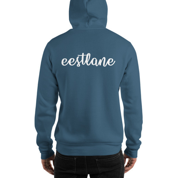 Hooded Sweatshirt with Eestlane Logo
