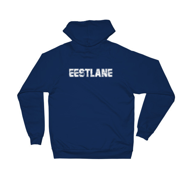Unisex Fleece Hoodie with Eestlane Logo