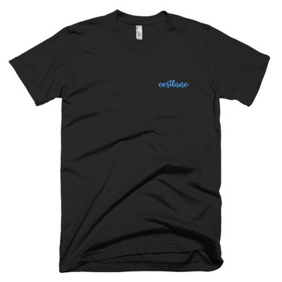 Embroidered T-Shirt with Eestlane Logo