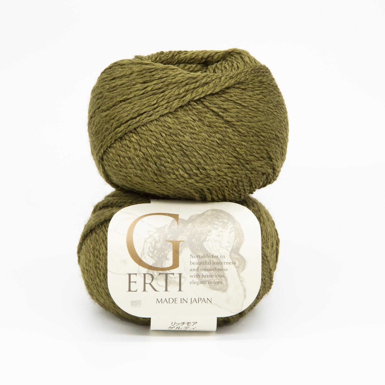 gerti зеленый 09