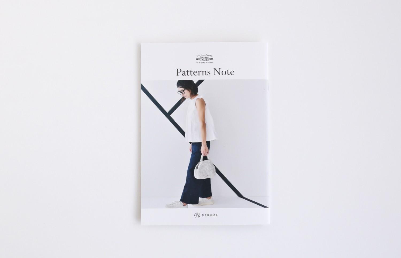 журнал со схемами сумок и аксессуаров