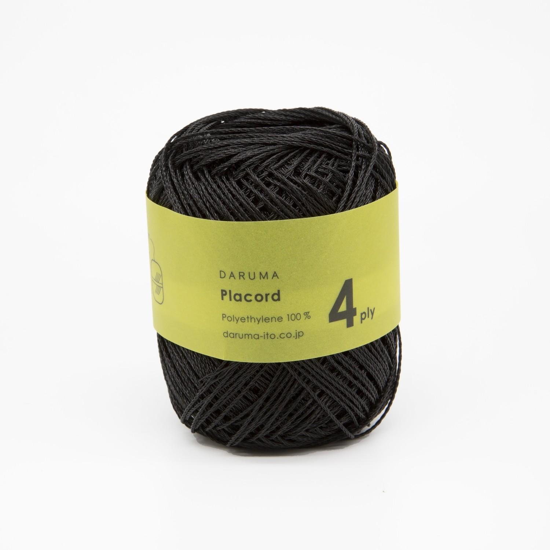 placord 4 черный  (106)