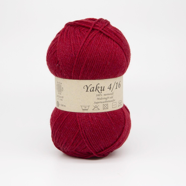 yaku красный 1340