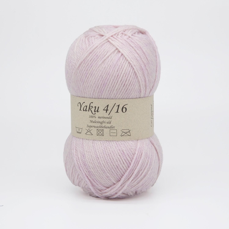 yaku розовый светлый 1777