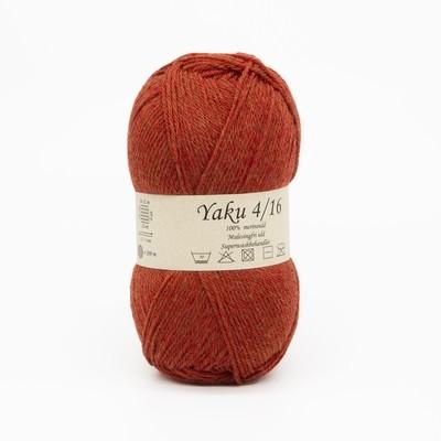 yaku красный (рыжий) 1809