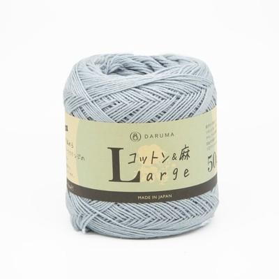 cotton & linen large голубой (6)
