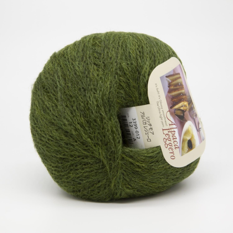 leggero зеленый 12