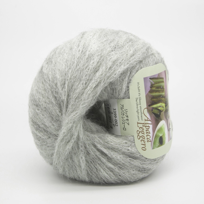leggero серый меланж 02