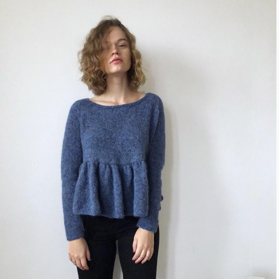свитер Медуза PDF