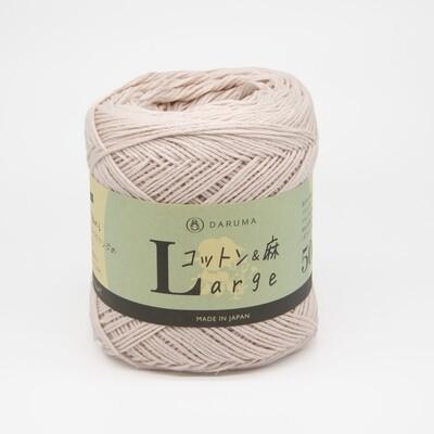 cotton & linen large пыльная роза (3)