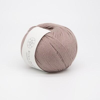 organic cotton пудровый розовый темный 15