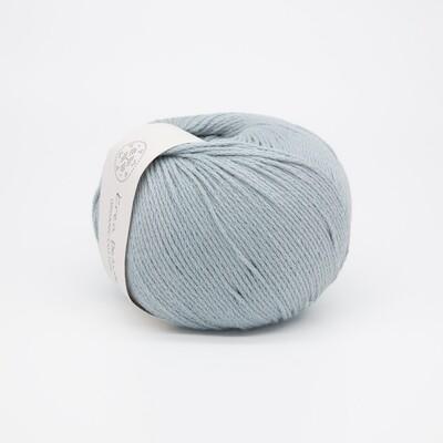 organic cotton голубой 25