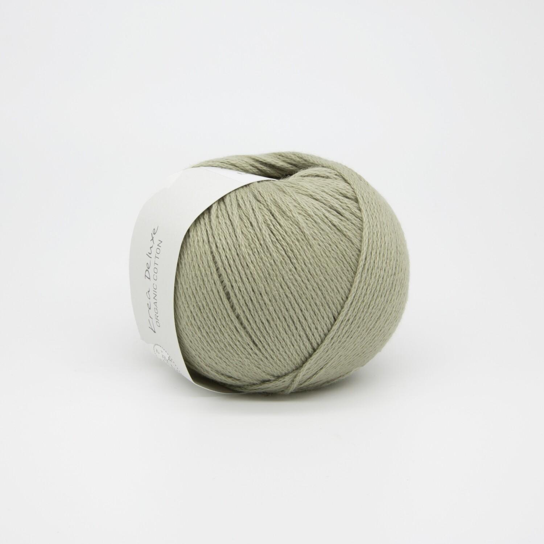 organic cotton серо-зеленый 38