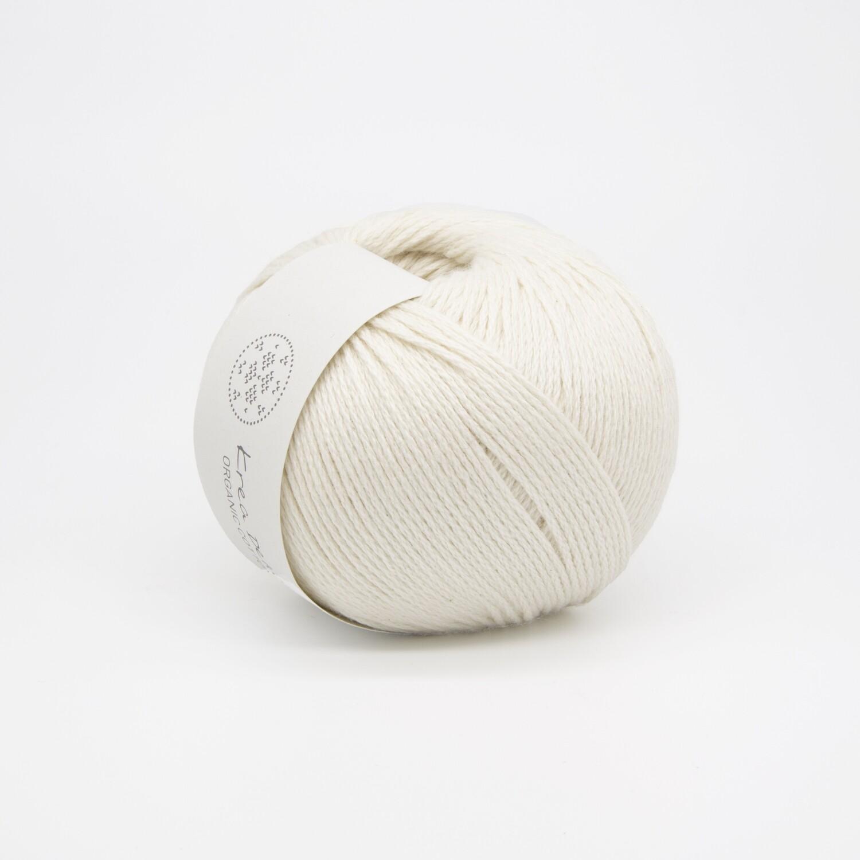 organic cotton белый 1