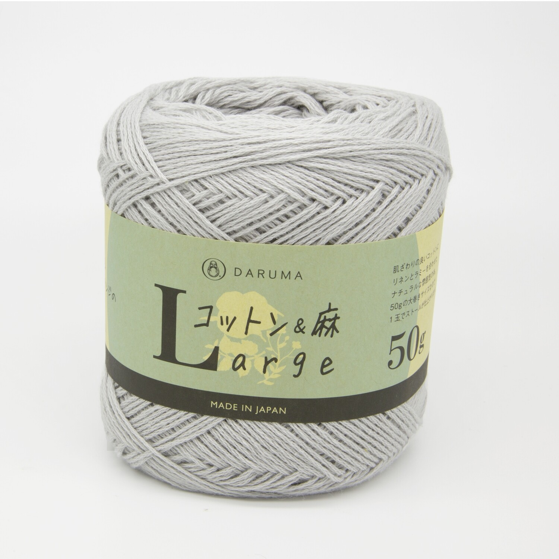 cotton & linen large серый (6)