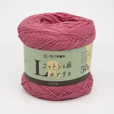 cotton & linen large фуксия (16)