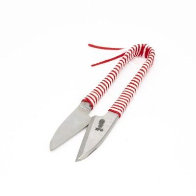 ножницы-кусачки для ниток в оплётке