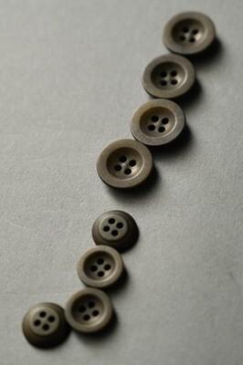 пуговицы corozo khaki 14 мм