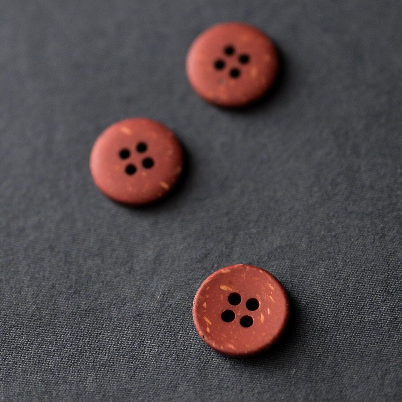 пуговицы Brick Speckles 18 мм