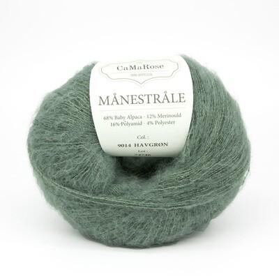 manestrale зеленое море 9014